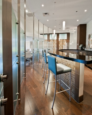 White Lodging School of Hospitality & Tourism Management Interior